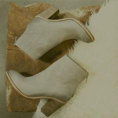 Shabbies Amsterdam boots grijs