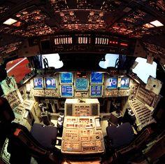 Orbiter cockpit NASA 1999