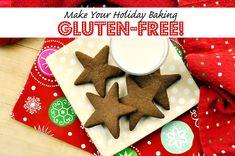 Gluten free Christmas baking! These look SOOOOO good!