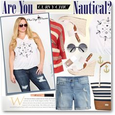 A fashion look from May 2015 by beebeely-look featuring Lauren Ralph Lauren, H&M, Nine West, Jewel Exclusive and Post-It