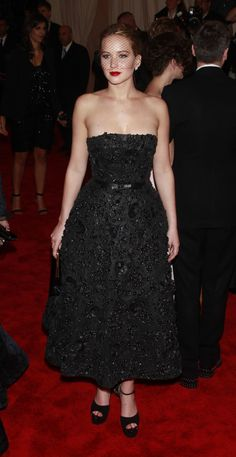 Jennifer Lawrence, Met Gala 2013 #metgala2013 #punktheme