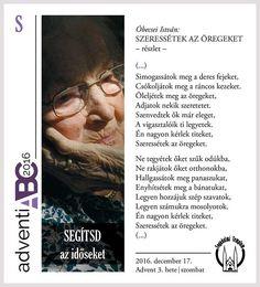 Szeged-Belvárosi R. K. Plébánia - adventi naptár