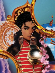 Michael Jackson art picture