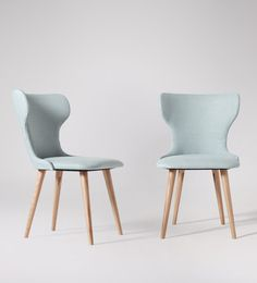 Etta Dining Chair, Set Of Two | Swoon Editions