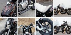 Yamaha SR 400 by Gravel Crew