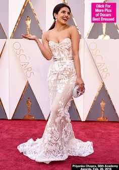 10 Best And Worst Dressed Stars At OSCARS 2016 Red Carpet!