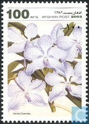 2003 Afghanistan [AFG] - Orchids