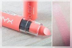 NYX butter lipstick 'lollies'