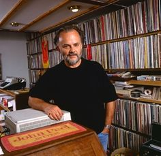 John Peel. Best DJ. Ever.