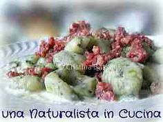 Elogio alla vicentinità: gnocchi di broccolo fiolaro con tastasal e fonduta di asiago