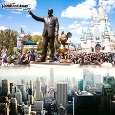 Make your holiday memorable in Orlando and New York with our Multi Centre Holiday!