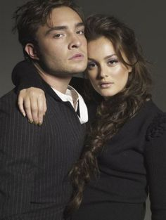 Ed Westwick / Leighton Meester