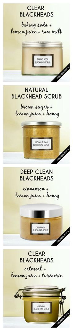 10 BEST HOMEMADE FACE, BODY, LIP, NAIL AND HAIR SCRUBS