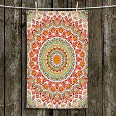 Unique Bathroom Towels | Iris Lehnhardt - Summer Lace