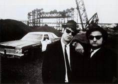 Blues Brothers movie in 1980 Dan Aykroyd and John Belushi
