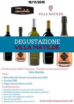 Il millesimo 2012 in degustazione nella enoteca Vino&Cioccolato I Coloniali | Report Campania