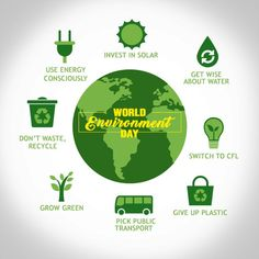 Happy #WorldEnvironmentDay!