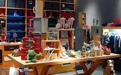 children's shop interior