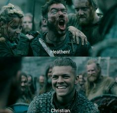 Heahmund and Ivar
