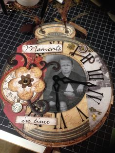 Property of Melanie Guthrie Siganos Family Heritage timepiece cover