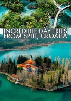 Going to visit Split Croatia? Here are our favorite places to visit in Croatia near Split the best Split day trips and islands and national parks you can visit on a day trip from Split! Add these great destinations to your list of things to do in Split! Croatia Itinerary, Croatia Travel Guide, Cool Places To Visit, Places To Travel, Places To Go, Cities In Europe, Europe Destinations, Honeymoon Destinations, Holiday Destinations