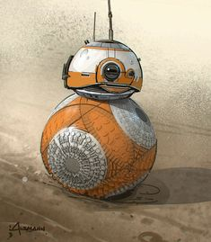 An exclusive look at the art behind The Force Awakens.
