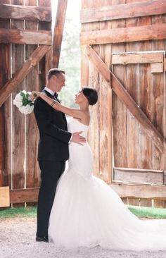 Beautiful Sean and Kizil Emporia ENZOANI @ Janine Adamyk Bridal. Chic Wedding Dresses, Couple Portraits, Bridal Boutique, Intuition, Bridal Accessories, Bridal Gowns, Real Weddings, One Shoulder Wedding Dress, Wedding Day