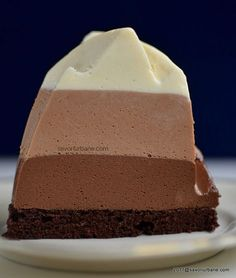 Sweet Recipes, Cake Recipes, Pastry Cake, Sweet Tarts, Desert Recipes, Confectionery, Mini Cakes, Dessert Bars, No Bake Desserts