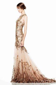 Beautiful -                                                                      Alexander McQueen Dress