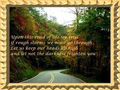 This Road We Trod  © Copyright Ethel GG Kent