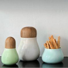 #beautifulswitch Kähler Mano Storage Jar