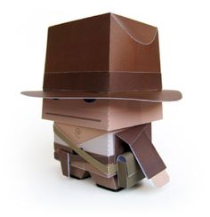 Blog_Paper_Toy_papertoy_Indiana_Jones_pic3