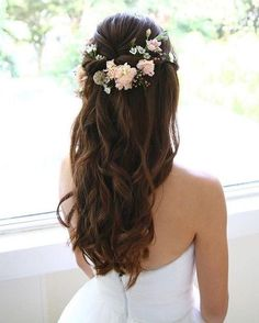awesome Coiffure mariage : Love the half up look., Frisuren,, awesome Coiffure mariage : Love the half up look. awesome Coiffure mariage : Love the half up look. Source by Wedding Hairstyles For Women, Bride Hairstyles, Down Hairstyles, Hairstyle Ideas, Hairstyle Wedding, Bridesmaid Hairstyles, Perfect Hairstyle, Straight Hairstyles, Latest Hairstyles