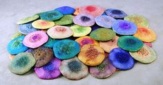 Polymer Clay Urchins | Flickr - Photo Sharing!