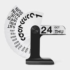 Timor Perpetual Calendar, Enzo Mari.