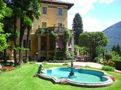 Villa Floridiana, a Luxury Home for Sale in Porza, Ticino - 88338 | Christie