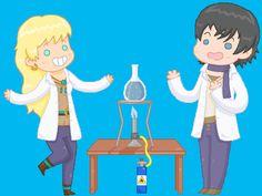 Amber y Armin corazon de melon