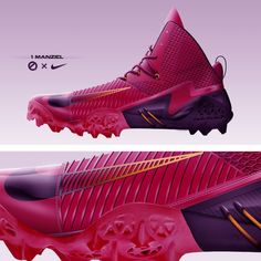 Nike Cleat Concept Design for Johnny Manziel by Quintin Williams | NiceKicks.com