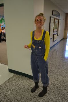 Celebrity/Character Day - High School