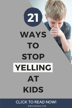 Tired Of Yelling At Your Kids? Tips That Can Help! - Beenke - How to stop yelling at your kids: 21 tips that really work! Learn the secrets of parents who practi - Gentle Parenting, Parenting Advice, Kids And Parenting, Effective Communication, Good Communication, Dealing With Anger, Positive Parenting Solutions, Sibling Rivalry, Positive Discipline