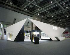 JAPANTEX 2010 TOSO booth, TOKYO, 2010 - Hirasawa Futoshi