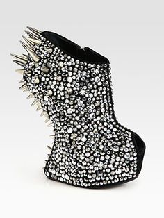 Lady Gaga Concert Shoes