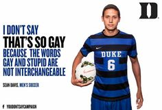 """Check out this really awesome social media campaign called """"You Don't Say"""" by Duke's Blue Devils. https://twitter.com/youdontsayduk"""