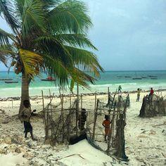 Fishing nets. #details #Zanzibar #Tanzania #tz15