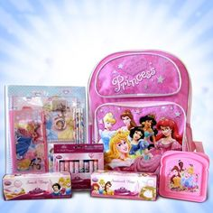 Disney Princess School Supplies Ideal Gift for Birthday Gift Baskets for Girls by Gift Basket 4 Kids, http://www.amazon.com/dp/B003YM3J5E/ref=cm_sw_r_pi_dp_h89msb1AG9R50