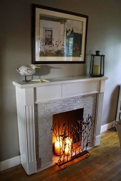 Find This Pin And More On Fireplace.