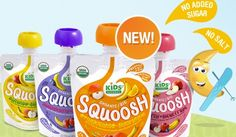 Giveaway http://momandmore.com/2013/05/squoosh-organic-healthy-snacks.html/comment-page-2#comment-504839 ends 6/12/13