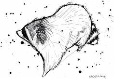 pom poko by ~vonzilla on deviantART Studio Ghibli Background, Pom Poko, Studio Ghibli Movies, Chara, Weird, Wildlife, Sketches, Kitty, Deviantart
