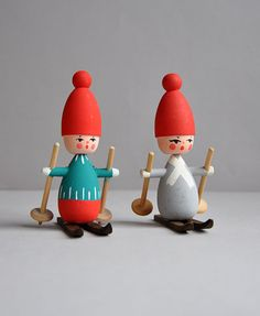 Swedish Tomtes Bo Svensk Choose 1 by MisterTrue on Etsy