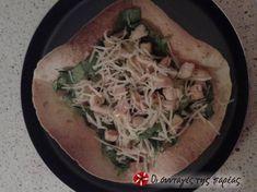 Δροσερή και θρεπτική σαλάτα του Καίσαρα!! συνταγή από Annita Rapata - Cookpad Tacos, Mexican, Ethnic Recipes, Food, Essen, Yemek, Mexicans, Meals
